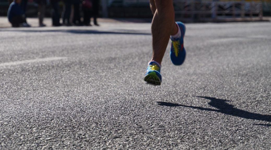 Graz Marathon Nik Juranek Achtnull