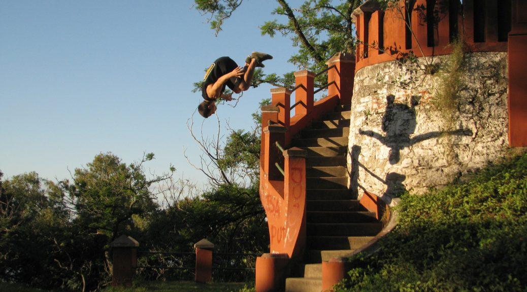 Der Grazer Blog Achtnull Niko Juranek Ninja Warrior Sport in Graz