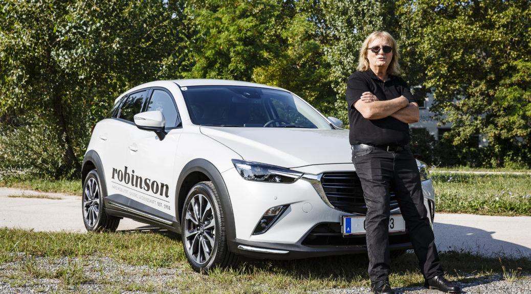 Mazda Cx 3 Frisch Geliftet Der Grazer Achtnull